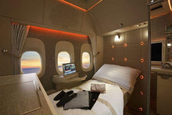 Ventanas virtuales Emirates