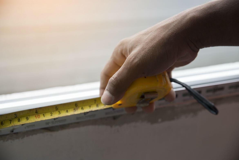 Como medir ventanas