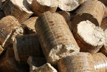 Pellets estufa biomasa